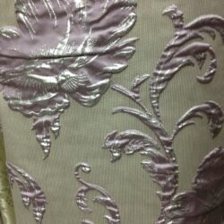 Ткань портьерная объемная