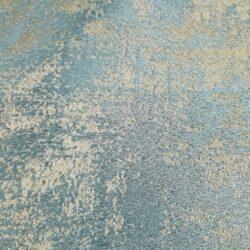 Ткань портьерная Тафта -бирюза