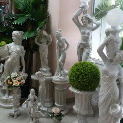 Скульптуры античные